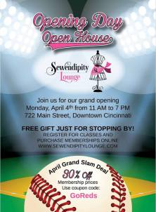 SL Grand Opening Flyer